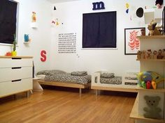 Two kid room.