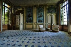 Chateau Des Singes - The trip that almost never happened - Derelict Places