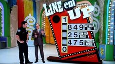 "Line 'Em Up | The Definitive Ranking Of ""Price Is Right"" Pricing Games"