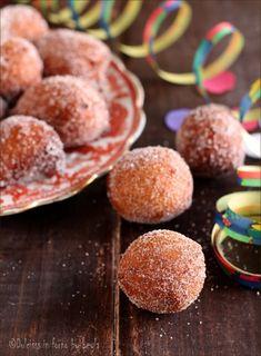 Castagnole alla ricotta, ricetta di Carnevale Dulcisss in forno by Leyla
