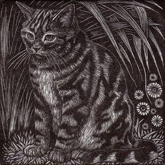 Rosamund Fowler. Marco. (wood engraving)
