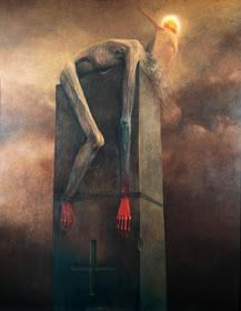 18 idee su Zdzisław Beksiński | arte surreale, artisti, surrealismo