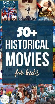50 historical movies for kids teach history and homeschool history with these fun movies for kids! Teaching Social Studies, Teaching History, Teaching American History, Art Challenge, Kid Movies, Funny Kids Movies, Good Movies For Kids, Netflix Family Movies, Films For Children