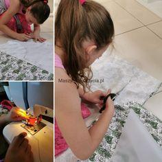 Twoje dziecko marzy by nauczyć się szyć? Chce spróbować swoich sił przy maszynie do szycia?