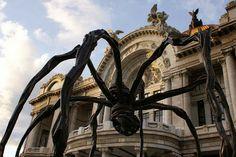 Louise Bourgoise-Museo Palacio de Bellas Artes