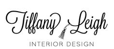 Tiffany Leigh Interior Design - fab new find for me.