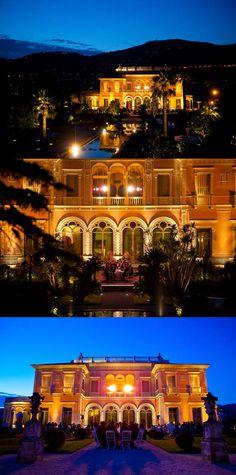 mariage villa ephrussi de rothschild photographe cote d azur - Villa Ephrussi De Rothschild Mariage
