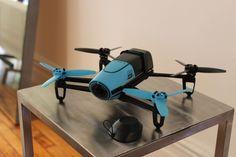 Parrot Bebop Drone: Blue