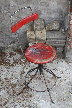 European vintage industrial furniture contemporary chairs