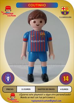 Fc Barcelona, Boys, Fictional Characters, Madrid, Home, 70s Toys, Football Pics, Playmobil, Baby Boys