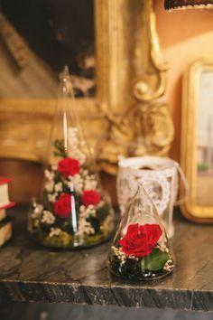 Inspiration: Un matrimonio natalizio ispirato a Biancaneve | Wedding Wonderland