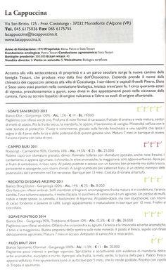 Vitae Ais 2016 http://www.lacappuccina.it/en/san-brizio-awarded-with-4-vines-by-ais/