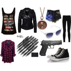 Zombie Apocalypse outfit