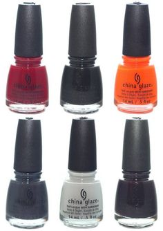 China Glaze The Prowl Halloween 2016 Collection – Beauty Trends and Latest Makeup Collections | Chic Profile