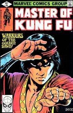 Master of Kung-Fu #86  Marvel Comics Mike Zeck cover!