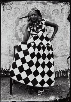 Seydou Keïta Untitled #110 c.1950