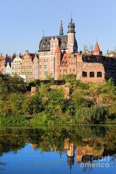 City of Gdansk, Poland Photograph  - Arthur Bogacki