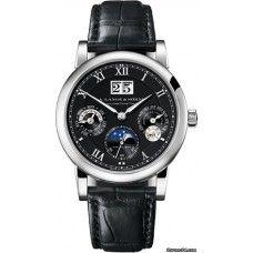 A. Lange & Sohne [NEW] Langematik Perpetual Calendar 310.026 (Retail:EUR 73.300) ~ Best Price HK$430,000