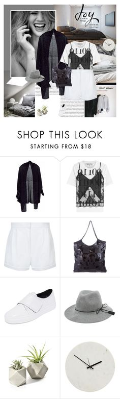 """""""Ode to joy"""" by rainie-minnie ❤ liked on Polyvore featuring Oris, Victoria's Secret, Paychi Guh, McQ by Alexander McQueen, La Perla, Chanel, ZCD Montréal, Holly's House and WALL"""