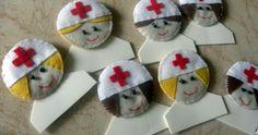 felt nurses