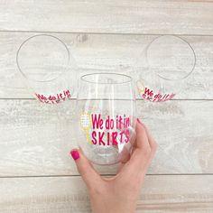 Tennis Wine Glasses, Set of 4