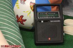 "Radio ""Stern Contura 2510"" (Made in GDR)"