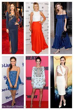 The Woman Wearing It Celeb summer looks  #blog #fashion # style #summer
