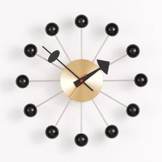 Vitra | Products: Wall Clocks - George Nelson, 1948-1960
