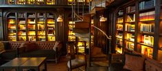 NoMad bar library