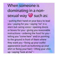 Used to love when boyfriend would lift my chin, long before I knew I was submissive! So happy to be owned by Miss now. Freaky Relationship, Relationship Quotes, Ddlg Quotes, Qoutes, Submarine Quotes, Dominant Quotes, Dom And Subs, Sub And Dom, Daddy Dom Little Girl