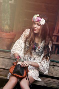 TODOMODA SS15 #FreeSpirit #Fashion #Accessories → http://bit.ly/todomodaoficial