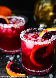 This Blood Orange Margarita is a gorgeous and delicious cocktail perfect for celebrating just about anything. It's refreshing, sweet, and full of citrusy flavor. If you make this, expect plenty of requests for more. https://mommyshomecooking.com