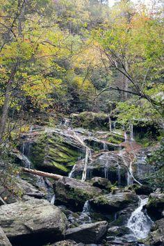 Catawba Falls, North Carolina