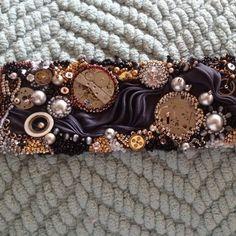 Sherry Serafini's latest bracelet. Gorgeous!