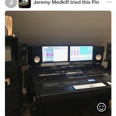 pin by mean gene on cool recording studio setups pinterest rh pinterest com