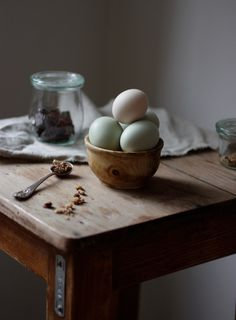 Simple Easter eggs. - For the image.