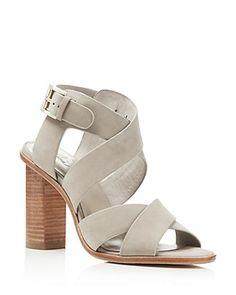 Joie Avery Crisscross High Heel Sandals   Bloomingdale's