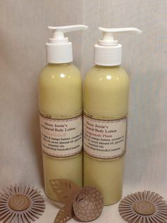 A personal favorite from my Etsy shop https://www.etsy.com/listing/216297843/organic-vegan-hand-and-body-lotion-8