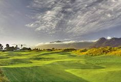 Fancourt Golf Course.