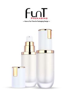 Providing the luxury and fashionable skin care/cosemtic container packaging solution in Taiwan. Packaging Solutions, Liquid Foundation, Simple Colors, Body Butter, Glass Bottles, Packaging Design, Serum, Lotion, Gadgets