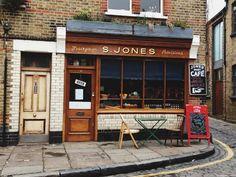 Jones Dairy Shop & Cafe / London