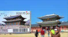 SOKOR '14: Tix. Gyeongbokgung Palace (Seoul, Korea)