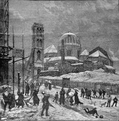 L'univers illustré Page aimée · 7 mars ·    L'ancien Paris - Derniers vestiges du passage Saint-Roch, Janvier 1879