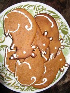 Latvian Christmas Gingerbread
