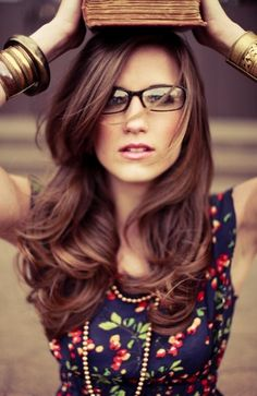 Chestnut Brown - my next hair color?