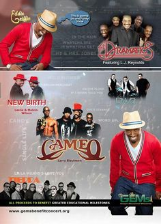 Music 4 Soul Hosted by Eddie Griffin - Friday, October 25, 2013