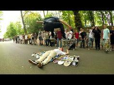 Światowy Dzień Deskorolki,  Go Skateboarding Day (GSD) 2016 / Jumps