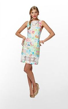 Lilly Pulitzer - Mariana Dress (Spring 2012)