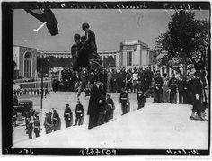 [Exposition internationale des arts et techniques, Paris 1937 : inauguration du pavillon de l'Allemagne nazie (26 mai 1937)]