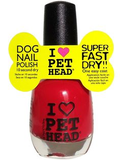Pet Head Mommy and Me Pet Nail Polish *** Check out this great product. (This is an affiliate link and I receive a commission for the sales)